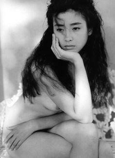 Kishin SHINOYAMA Rie MIYAZAWA . Santa Fe 1991