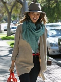 Janessa Leone Lola Hat in Sand as seen on Jessica Alba and Blake Lively