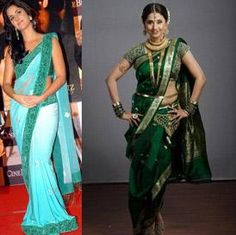 7 Different Ways To Wear A Saree With Tutorials For Trendy Newlywed Brides