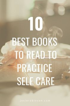 Top self-care books to read when you need to take time for YOU. Self care is so important for your happiness and health! #selfcare #selflove #bookstoread Best Books To Read, Good Books, Mindfulness In Plain English, Gratitude Jar, Wisdom Books, Buddhist Meditation, Feeling Depressed, Self Care Activities, Yesterday And Today