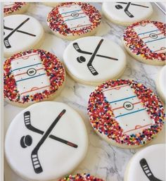 """The Salvage Sign on Instagram: """"My amazing neighbor made these cookies for my sons birthday party. I'm so in awe of her creativity. Her Instagram account is full of drool…"""""""