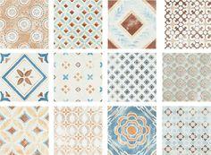 RIVESTIMENTI DEL CONCA - Ceramica Faetano - Amarcord http://www.delconca.com/prodotti/st-amarcord_107/  Gradisca (Soggetti Assortiti): 20x20 cm / 8
