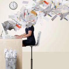 Débordée au travail? 14 trucs efficaces pour gérer son temps - Marie Claire