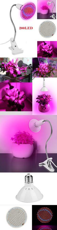 Led Grow Light Growing Lamp Bulb for Flower Plant fruits lights Greenhouse. Grow Light Bulbs, Grow Lights For Plants, Led Grow Lights, Lamp Bulb, Flower Seeds, Hydroponics, Lamp Light, Planting Flowers, Ebay