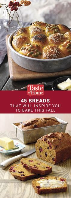 45 Breads That Will Inspire You to Bake This Fall