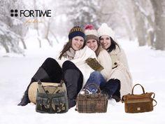 Bolsos de la colección otoño invierno de FOR TIME
