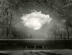 Untitled 2013 - Jerry Uelsmann
