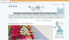 Rock My Wedding. Love Lust List Blog. Inspiration Shoot. KMR Bespoke Bridal Designer. May 2014. http://www.thelovelustlist.co.uk/blog/paeony-floral-design-an-inspiration-shoot/