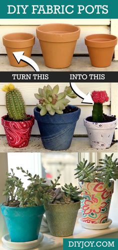 Easy Crafts and DIY