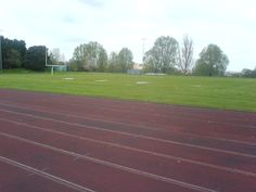 Finsbury Park Athletic Track - RIP 2012