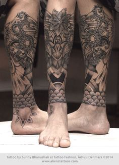 Image result for tatuagens masculinas na perna