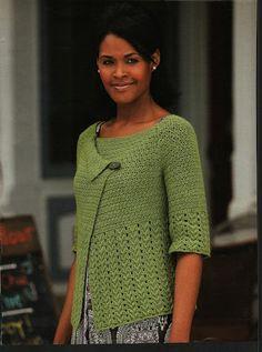 Interweave Crochet Fall 2010 - Алина Азинова - Álbumes web de Picasa