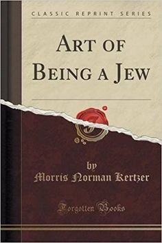 Image result for what is a jew morris kertzer