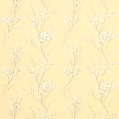 Laura Ashley Pussy Willow Camomile Floral Wallpaper