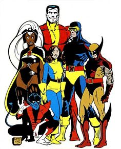 The X-Men by Paul Smith