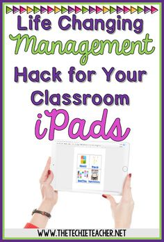 iPad Management Hack: Bookmark a Google Doc on your classroom iPads for students to quickly access websites, Google Forms, Google Slides and other web tools .