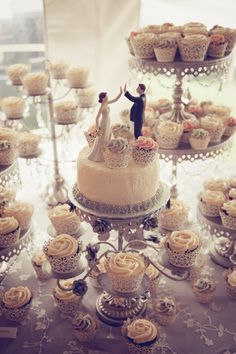 Wedding Topper And C