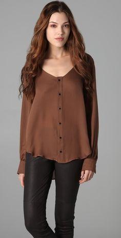 kain label, kai blouse