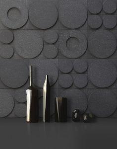 nerosicilia Buki aRilievo #etnalavastone #surfaces