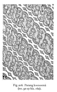 Batik Parang, Batik Solo, Indonesian Art, Batik Art, Batik Pattern, Descendants, Vintage Patterns, Doodle Art, Ikat