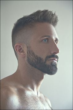 Haircuts for Guys with Beards