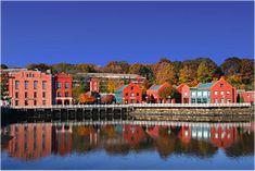 Westport CT - on the agenda for our October getaway weekend!