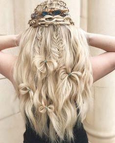 Dreamcatcher braid by Leysa
