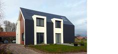 Passiefhuis Maasbommel - voorgevel