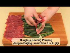 Dapur Umami Kacang Panjang Gulung Daging You