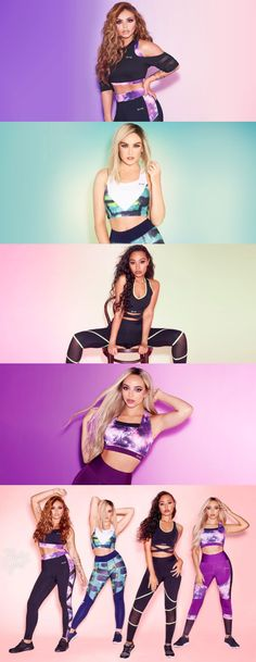 Little Mix | USA Pro