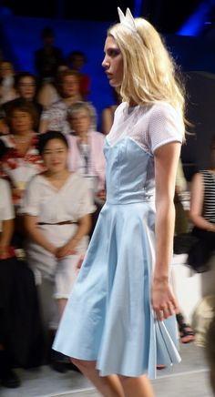 GLAW Spring/Summer 2015 - Mercedes Benz Fashion Week in Berlin - http://olschis-world.de  #GLAW #SS15 #MBFWB