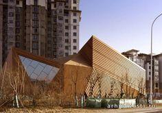 Архитектурная компания Mochen Architects & Engineers стала ответственной за проектирование офисного здания для одного из проектов компании Beijing Vantone Real Estate, одной из крупнейших фирм-застройщиков в Китае. Офис располагается в городе Тяньцзинь, Китай. Проект получил название «Кокон». И не...