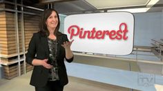 Use Pinterest to build your career, via AMA TV.