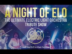 ELO Again - A Night of ELO | The Blackpool Grand Theatre
