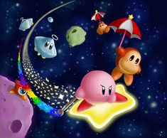 Kirby and the Canvas Curse