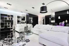 Fesselnd Wohnzimmer Farben Ideen Sofa Set Offene Regal Systeme Weiß Schwarz