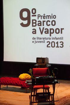Prêmio Barco a Vapor de Literatura, 2013 Fundação SM_MUBE Museu Brasileiro de Escultura