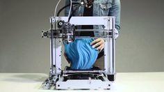 Printify - Online 3D Printing - Promo movie Think Big UPC