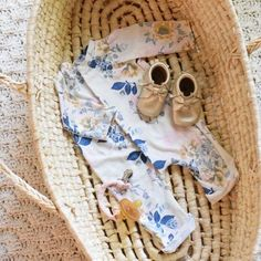 newborn girl coming home outfit, baby romper, baby sleeper sleeper is perfect as a coming home outfit for a sweet newborn or a comfy play outfit for an older babe! Fall vibes and colors for this seasons launch! Newborn clothes for fall baby showers or fal