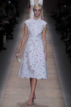 Valentino - Primavera/Verano '13 #Paris #Italia #Moda