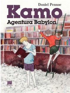 Obálka titulu Kamo 3 Big Kids, Baseball Cards, Books, Sports, Livros, Hs Sports, Book, Children, Livres
