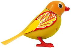 Robot Mascota Digi Bird Sunbeam color Amarillo ⋆ Etoytronic⚡️