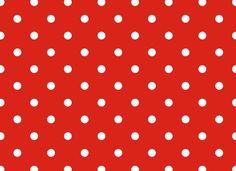 Badelycra Badeanzugstoff ♥ UPF 50+ ♥Polka dots rot