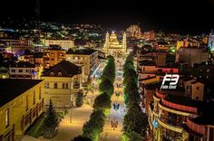 Korca City - Albania