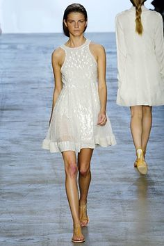 Calvin Klein Collection Spring 2006 Ready-to-Wear Fashion Show - Jeisa…