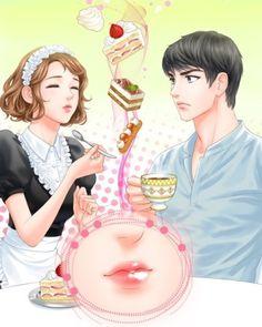 전화와 나-로맨스(완결) : 네이버 블로그 Manga Couple, Anime Couples Manga, Couple Art, Anime Boys, Anime Love Story, Broken Wings, Couple Romance, Cartoon Profile Pictures, Tom Holland