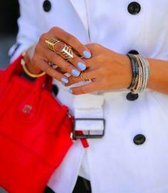 Hot or not: Gouden & zilveren sieraden combineren | NSMBL.nl