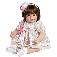 """Adora Toddler Cuddly & Weighted 20"""" Play Doll- Enchanted ... http://www.amazon.com/dp/B01AZAKW20/ref=cm_sw_r_pi_dp_dFEkxb0W331AK"""