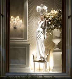 Ralph Lauren Beverly Hills CA 2012 Christmas Window 5