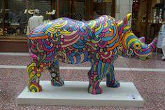 rhino mania compulsive protection (Racklever) Tags: art chester rhino mania rhinomania